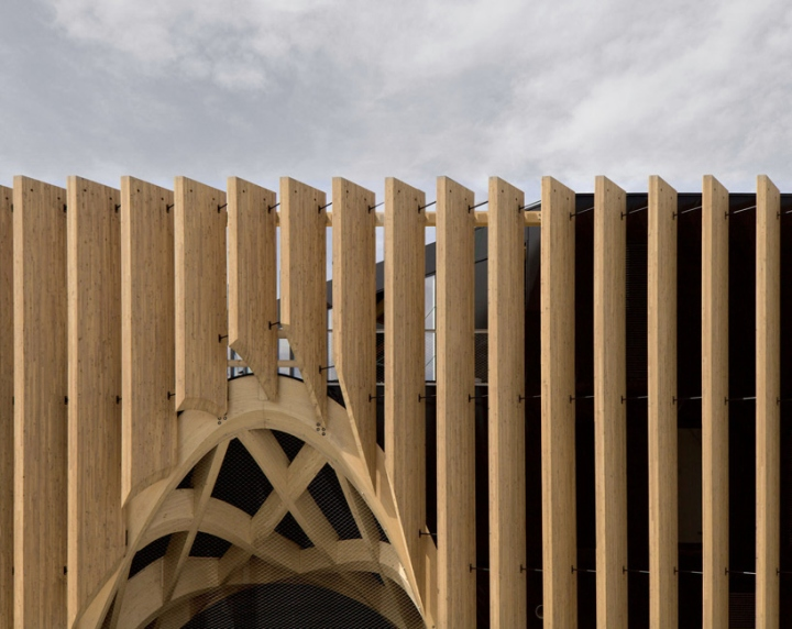187 France Pavilion By Xtu Architects At Milan Expo 2015
