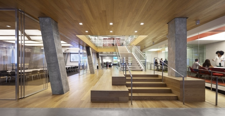 Gensler Offices Washington D C Retail Design Blog