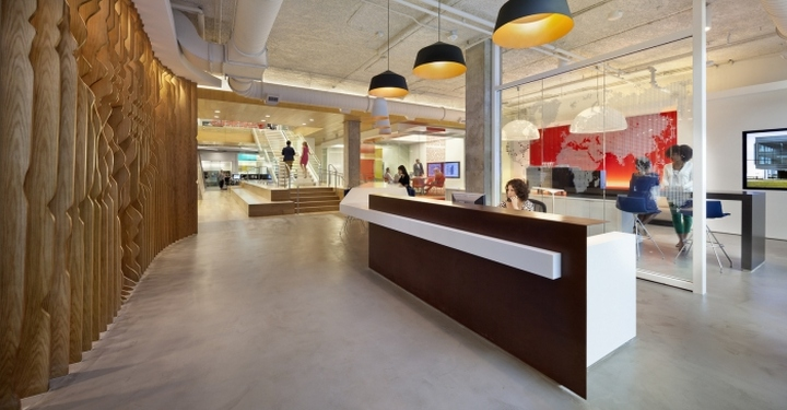 187 Gensler Offices Washington D C
