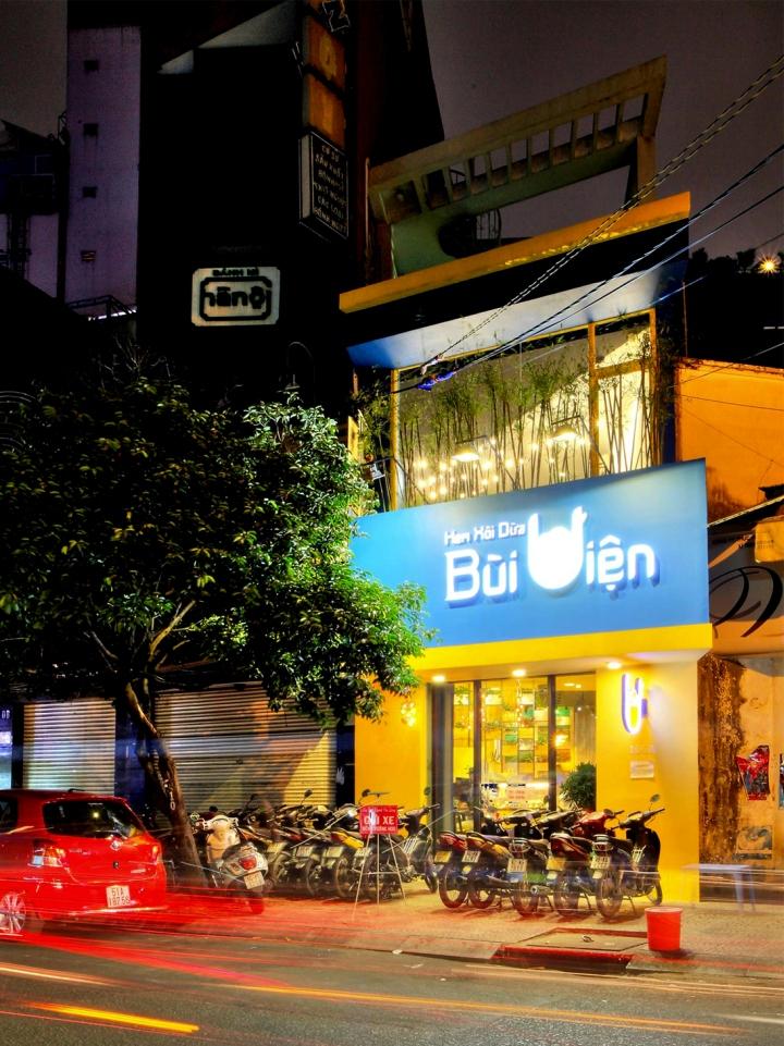 187 Ice Cream Polar Shop By 23o5 Studio Ho Chi Minh City