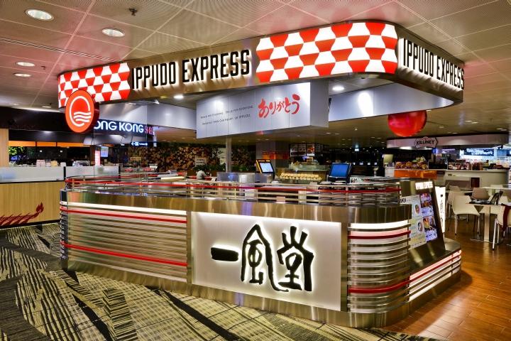 Ippudo Express Kiosk By Uni Plan Pte Ltd At Changi
