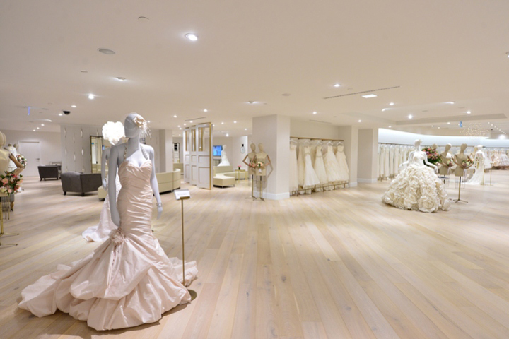 Wedding 187 Retail Design Blog
