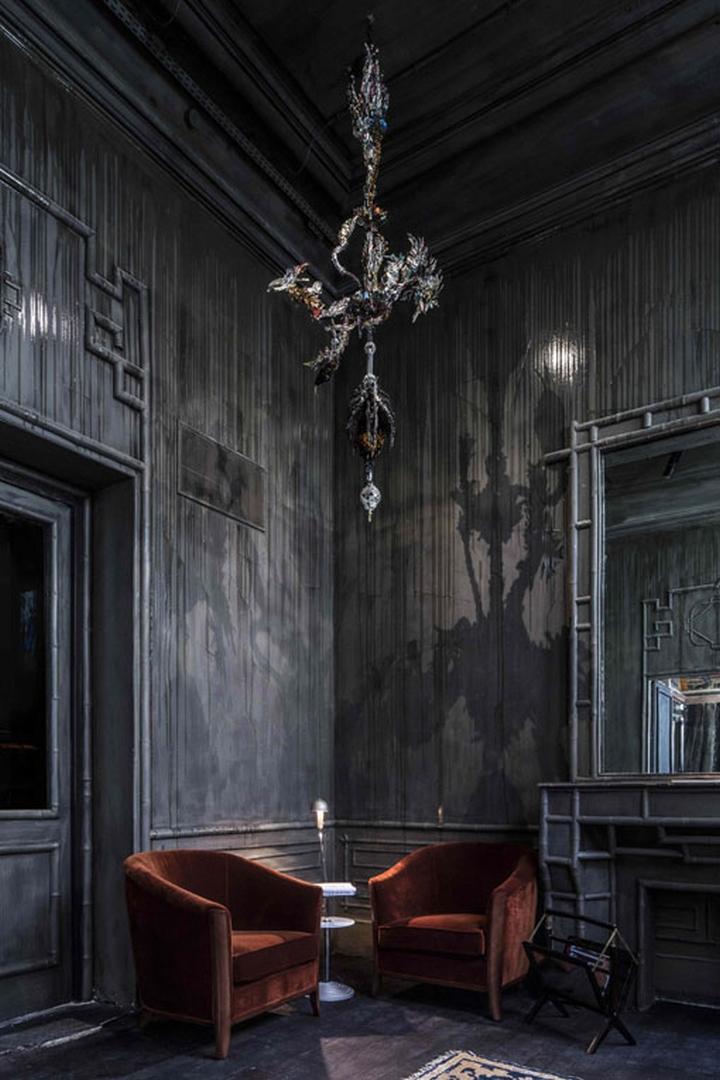 Les bains hotel by vincent bastie tristan auer rdai architecture paris france retail - Vi ncent bastie ...