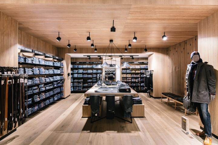 ludwig beck menswear store by schwitzke munich germany retail design blog. Black Bedroom Furniture Sets. Home Design Ideas
