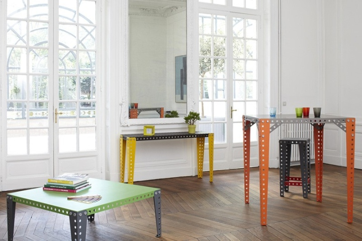 Retail design blog meccano home collection by meccano - Home decorating school collection ...