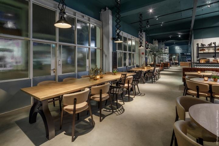 187 Mama Kelly Urban Bistro Restaurant By De Horeca Fabriek