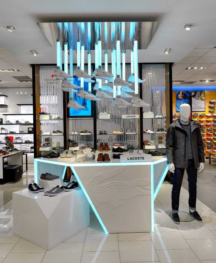 » Macy's 4th Floor Men's Department By Charles Sparks + Co