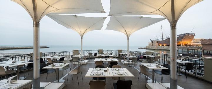 Nino restaurant by jassim alshehab architects salwa