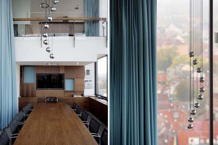 Office space by brigada zagreb croatia retail design blog for Design office zagreb