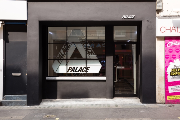 187 Palace Skateboards Flagship Store London Uk