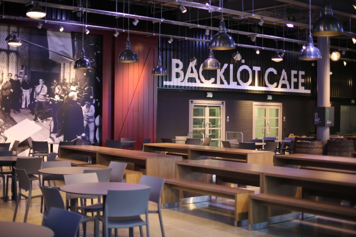 Backlot bar calgary