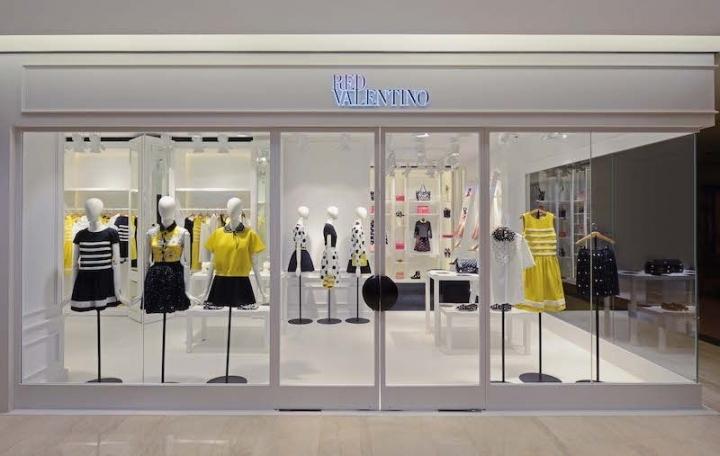 huge selection of ca1ef bf301 Red Valentino Online Shop Sale | Mount Mercy University