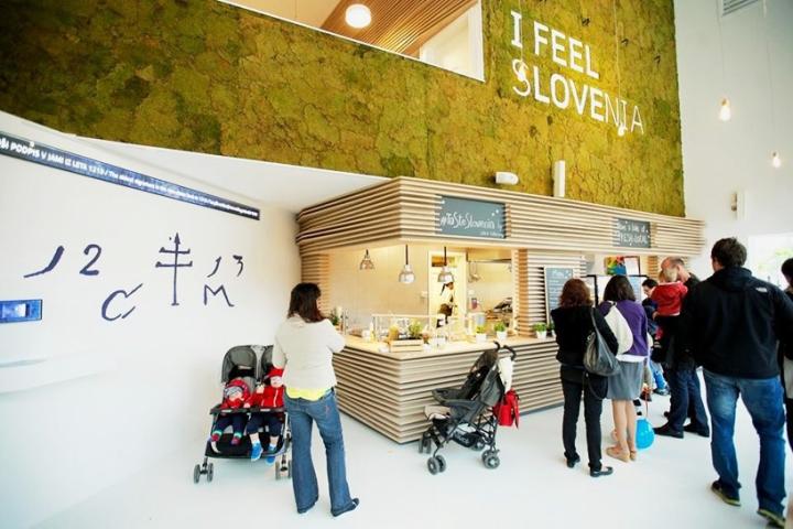 » Slovenia Pavilion By Sono Architects At Milan Expo 2015