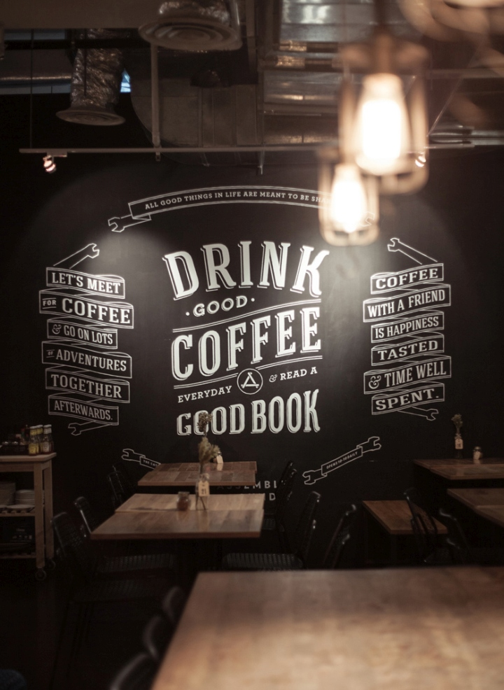 how to start a small cafe in singapore