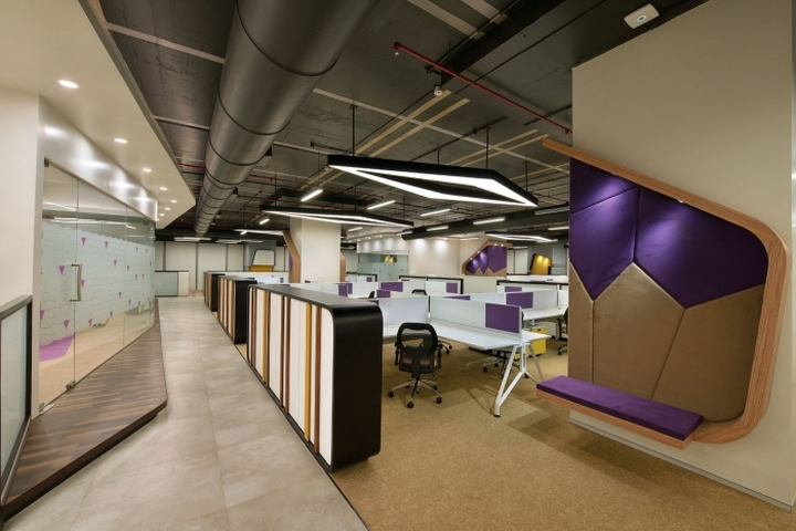 Unnamed Company Offices By Kaleido Architecture Mumbai India