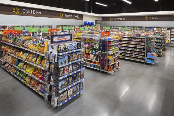 187 Walmart To Go Store By Api Bentonville Arkansas