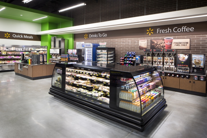 Walmart To Go Store By Api(+), Bentonville U2013 Arkansas
