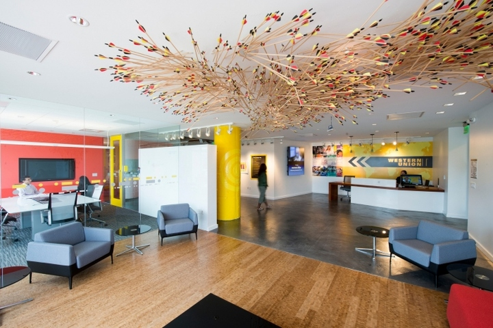 Western union offices by fennie mehl architects san francisco