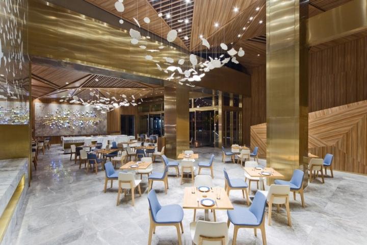 187 Yue Restaurant By Panorama Chengdu China