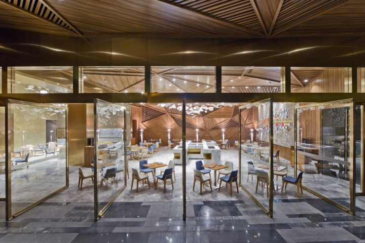 Yue Restaurant By Panorama Chengdu China 187 Retail