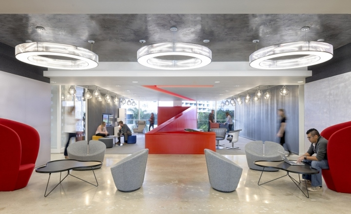 187 Zimmerman Advertising Offices By Gensler Fort