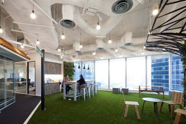 Office by sca design singapore retail for Design agency singapore