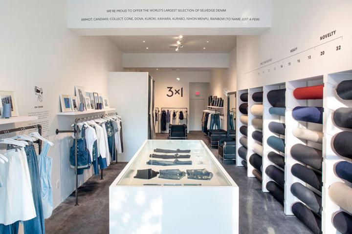 3x1 Denim Store By Scott Morrison Southampton New York