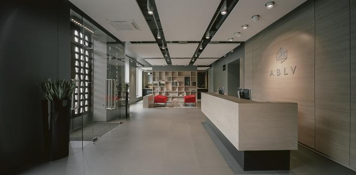 ABLV Bank department by H2E Riga Latvia Retail Design Blog