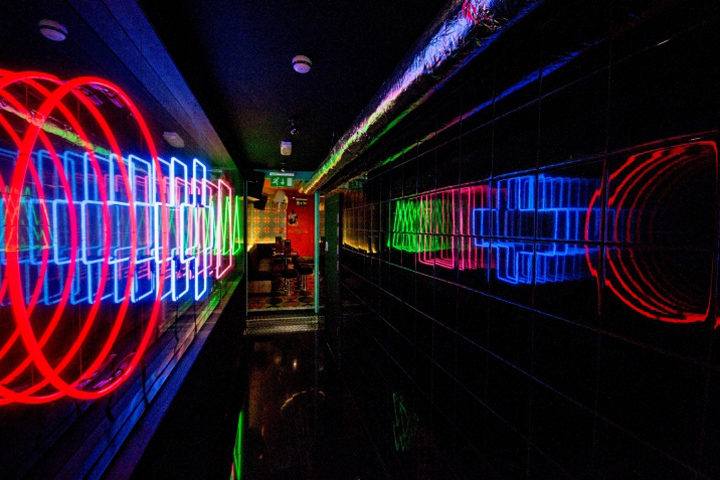 Adventure Bar Lighting By Paul Nulty Design London