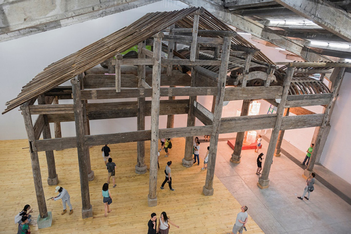 Tang Contemporary Art Center » Retail Design Blog