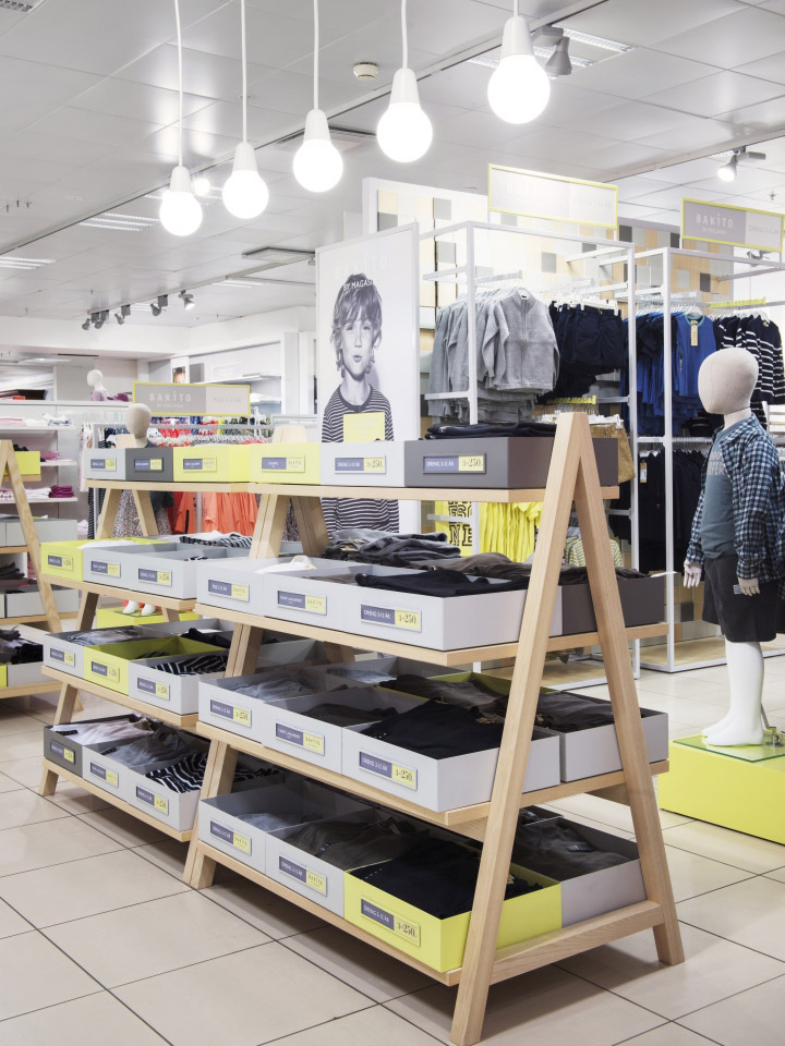 Bakito by magasin du nord department store copenhagen for Interior design agency copenhagen