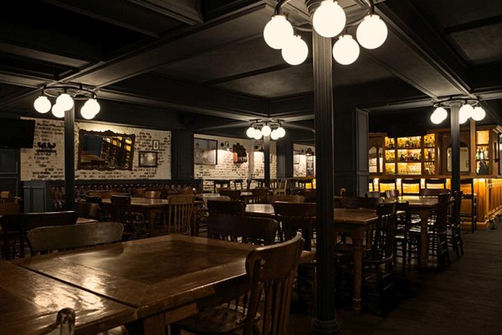 Restaurant Interior Branding : Northern mexico retail design