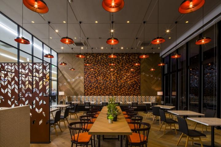 187 Chicken House Restaurant By Design Studio Crow Gifu Japan