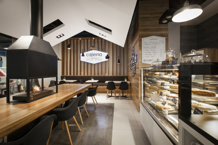 Cafeina Café by mode:lina at Mallwowa Shopping Mall ...