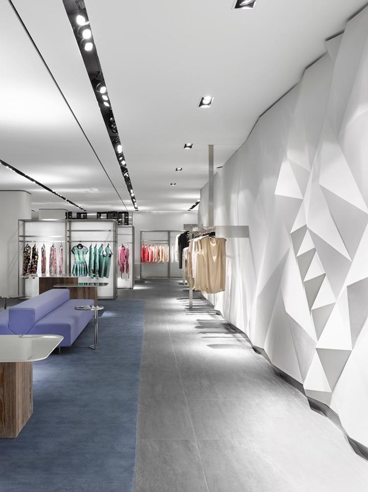 galleria luxury hall west seoul south korea retail design blog