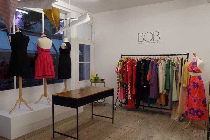 Bobs clothes store