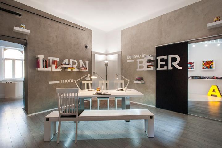 dekoratio office interior identity by kissmiklos budapest hungary