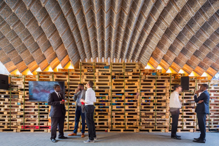 187 Eth Zurich Pavilion By Block Research Group At Ideas