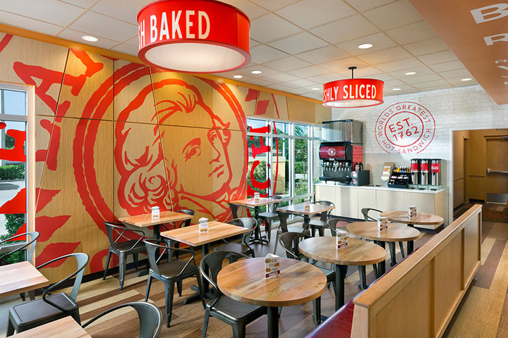 Earl Of Sandwich By Api St Petersburg Florida