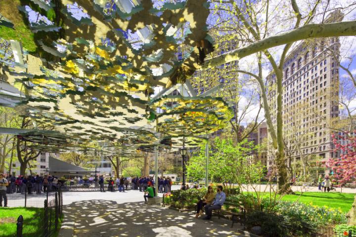 ... Fernández at Madison Square Park, New York City » Retail Design Blog
