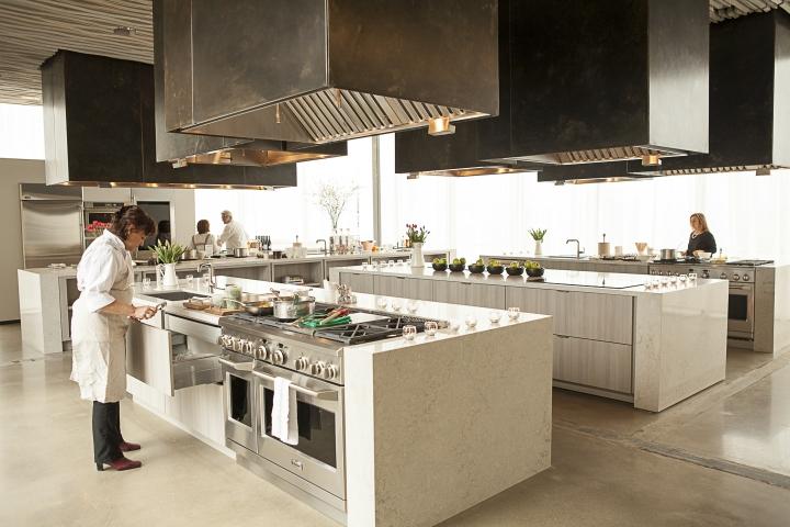 187 Ge Monogram Design Centre Amp Cooking Studio Toronto Canada