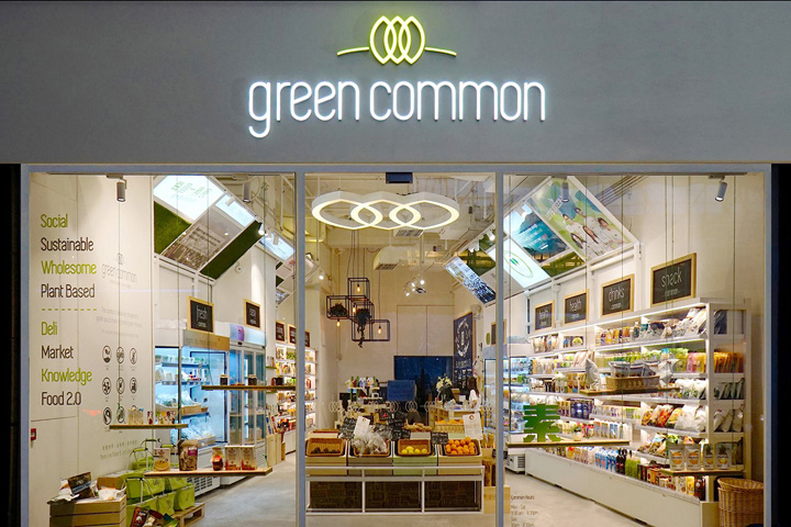 The First 100 Plant Based Concept Store Opened By Green Monday Bringing Food 20 And A RevoluBonized Foodmind Set To Hong Kong
