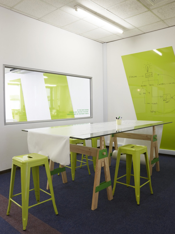 Groote Schuur Hospital Innovation Hub Interior By Haldane Martin Cape Town South Africa