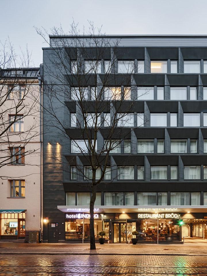 Hotel Indigo Helsinki By Arkkitehdit Soini Amp Horto