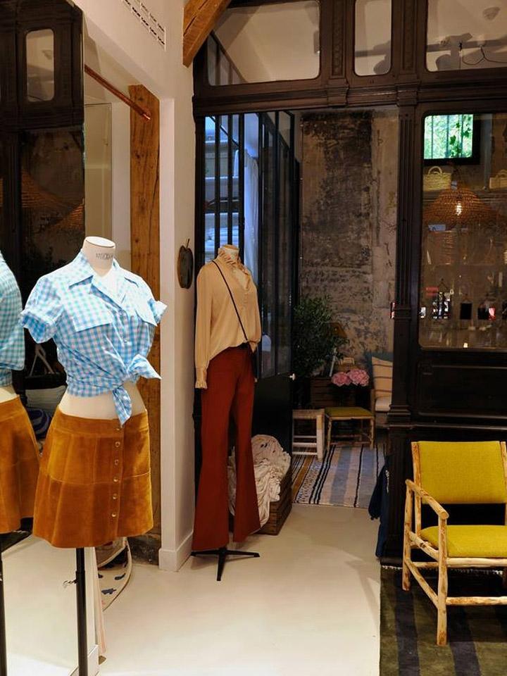 Inès de la Fressange Flagship Store, Paris – France » Retail ...