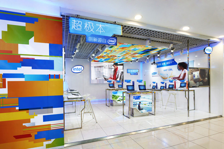 Intel Ultra Store by Gramco, Beijing – China » Retail Design Blog