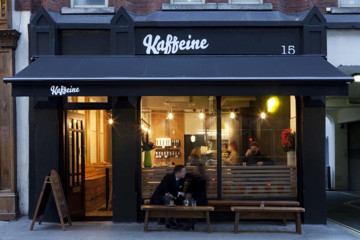 187 Kaffeine Caf 233 By Designlsm London Uk
