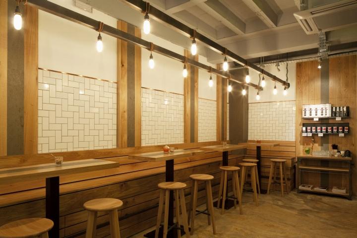 Kaffeine caf by designlsm london uk retail design blog for Retail interior designers in london