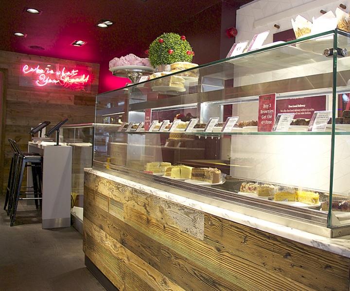 The Cake Bakery Shop