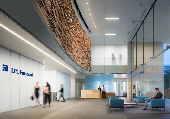 Lpl Financial Offices By Gensler San Diego California